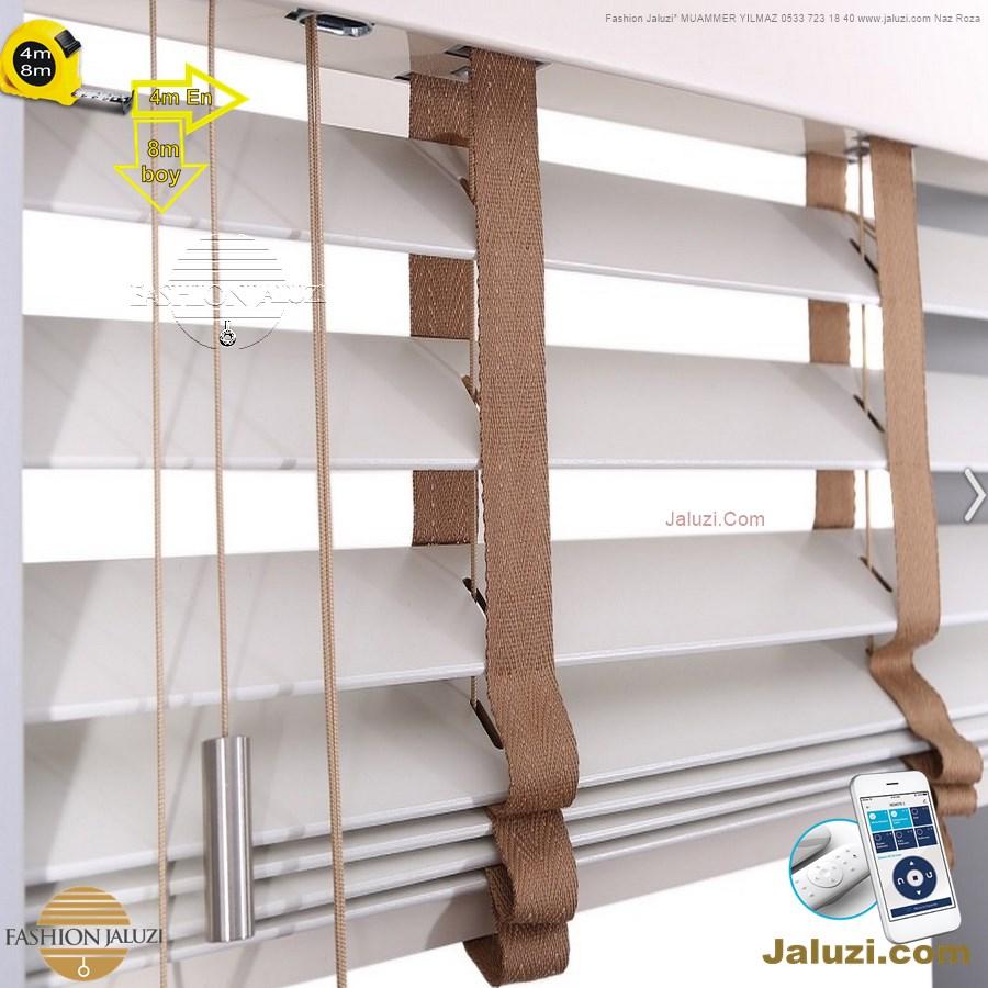 0 geniş enli ahşap lauzi 4m 5m 6m yüksek boy wide extra large wood blinds motorlu dev jumbo çok yüksek boy (2)