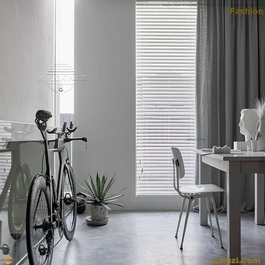 ahşap jaluzi fon perde modelleri ahşap jaluzi modelleri ev ofis kumaş perde tül jaluzi kenar süs perde wood blinds turkey (68)