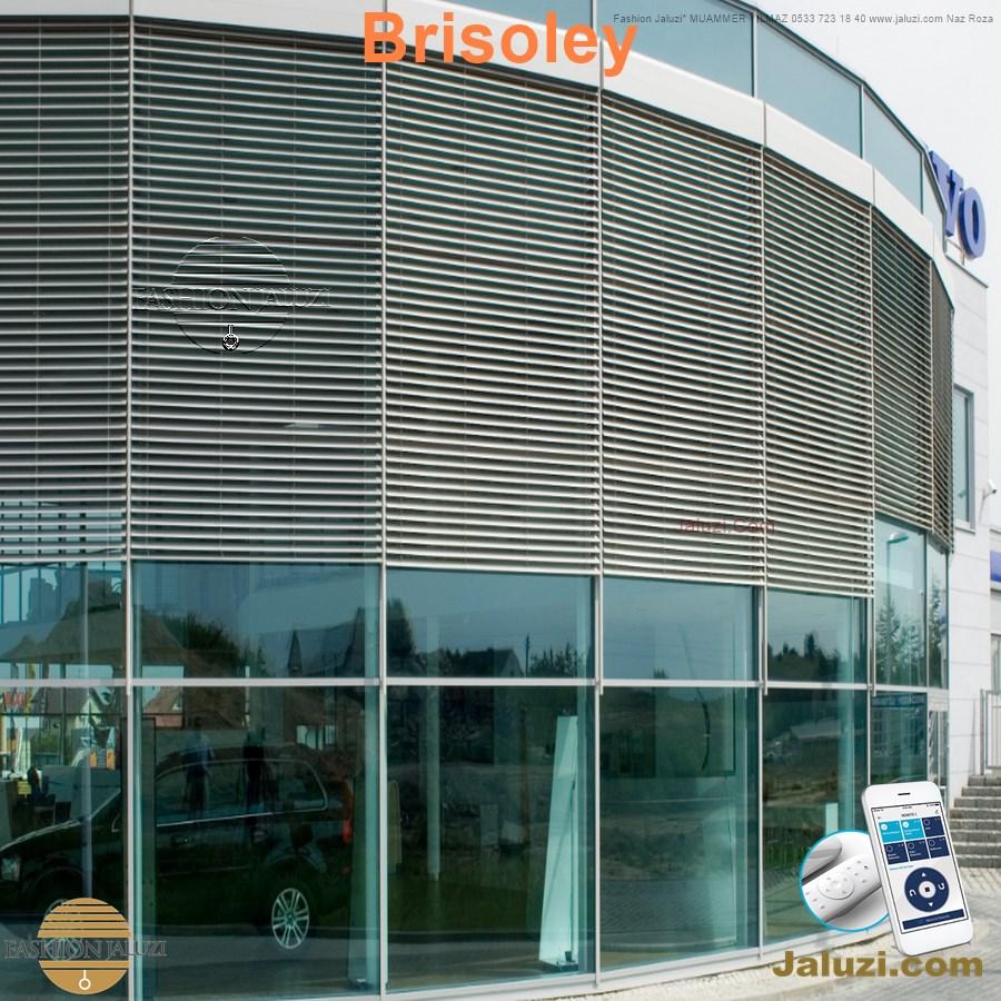 brisoley jaluzi dış cephe alüminyum jaluzi out door blinds venetian blinds turkey istnabul factory fabrika genel merkez adres üretimi brisoley_04