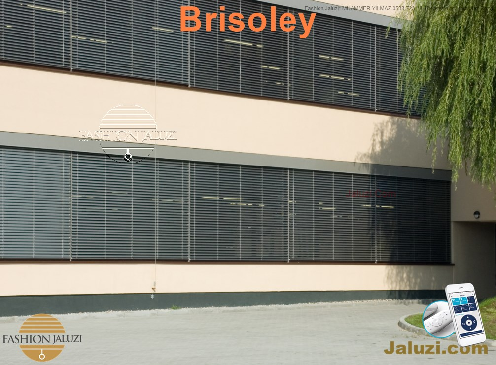 brisoley jaluzi dış cephe alüminyum jaluzi out door blinds venetian blinds turkey istnabul factory fabrika genel merkez adres üretimi brisoley_07