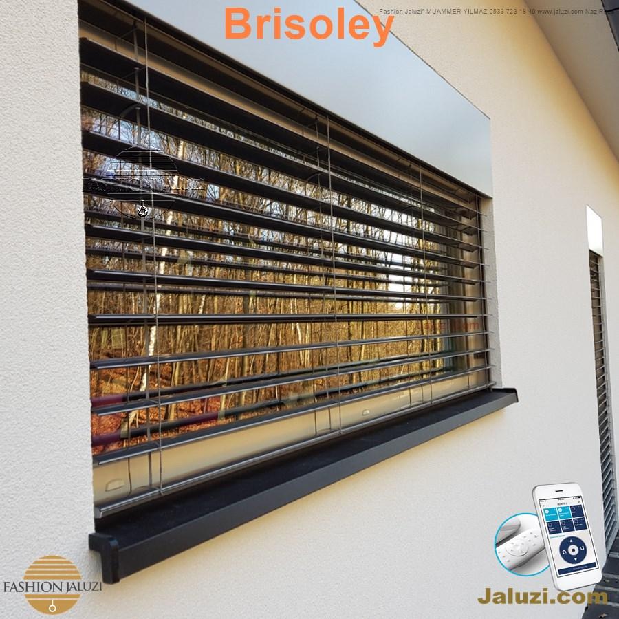 brisoley jaluzi dış cephe alüminyum jaluzi out door blinds venetian blinds turkey istnabul factory fabrika genel merkez adres üretimi brisoley_12