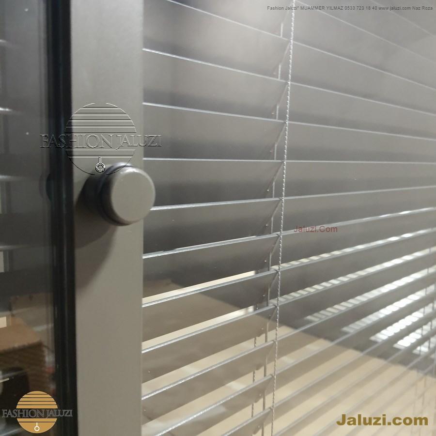 butonlu jaluzi perde buton düğmeli iki cam arası ısıcam ofis bölme perdesi ahşap 25mm 35mm 50 mm bölme motor motorlu ipli zincirli metal alüminyum jaluzi button system cam içi (21)