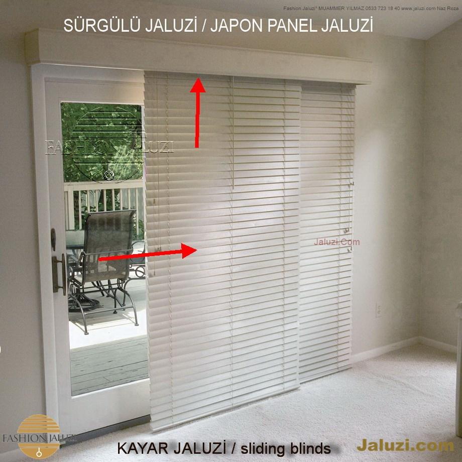 cam üstü jaluzi perde pencere pimapen üstünde üzerine sabitli ipli zıgıl zıgıllı zigil ipli zincirli düğmeli motorlu 25mm 50mm ahşap metal alüminyum jaluzi pvc pencere (13)