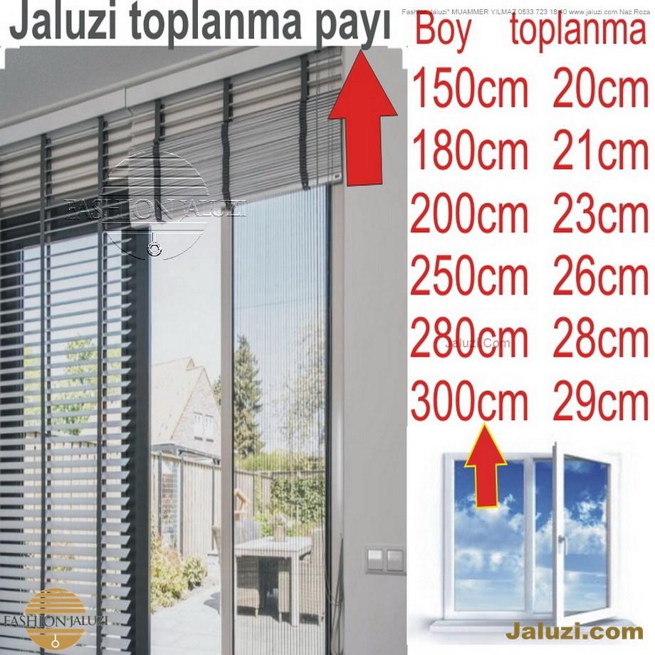 cam üstü jaluzi perde pencere pimapen üstünde üzerine sabitli ipli zıgıl zıgıllı zigil ipli zincirli düğmeli motorlu 25mm 50mm ahşap metal alüminyum jaluzi pvc pencere (5)