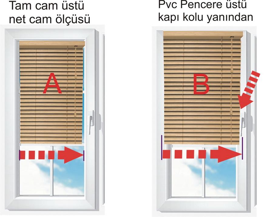 cam üzerine perde jaluzi ahşap jaluzi yeri yoksa pimapen pvc pebcere üzerine sabitleme zıgıl_2