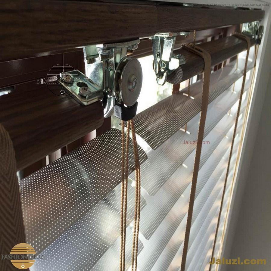geniş enli ahşap lauzi 4m 5m 6m yüksek boy wide extra large wood blinds motorlu dev jumbo çok yüksek çok geniş boy (40)
