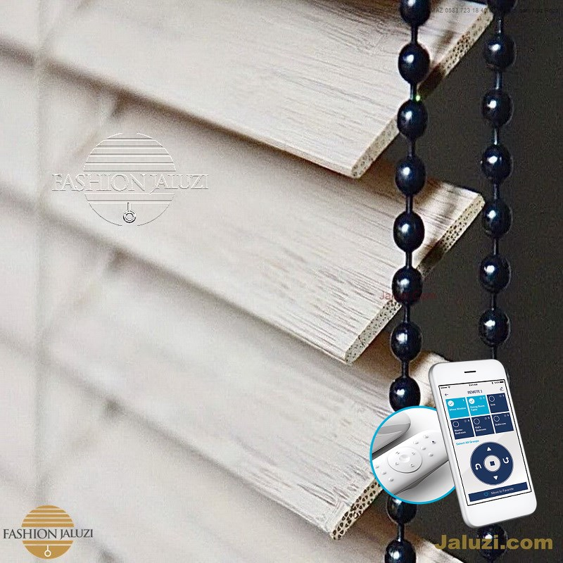 redüktörlü zincirli ahşap jaluzi perde jumbo ölçü büyük zincirli istem jaluzi perde buton chain operated wood blinds Turkey motorlu demirzincirli (14)