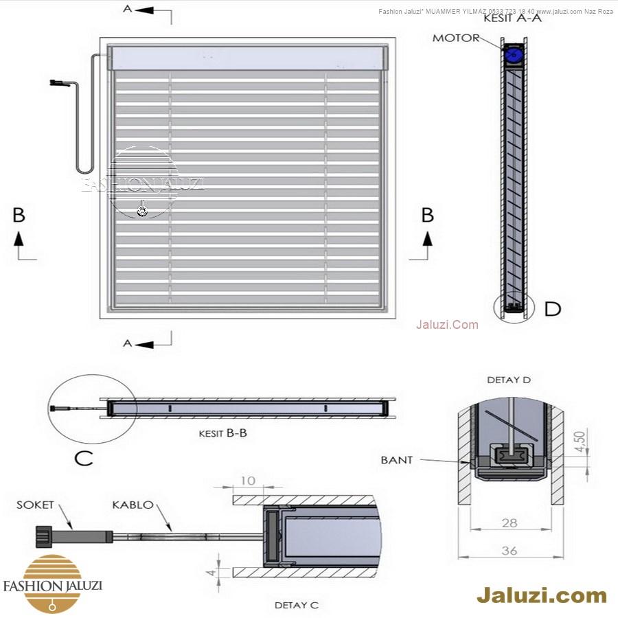 redüktörlü zincirli ahşap jaluzi perde jumbo ölçü büyük zincirli istem jaluzi perde buton chain operated wood blinds Turkey motorlu demirzincirli (6)
