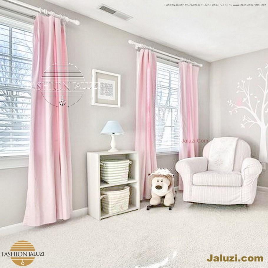 ahşap jaluzi perde fon perde panel perde klasik modern tarz kanat perde dekorasyonu wood blinds with valances drapery (30)