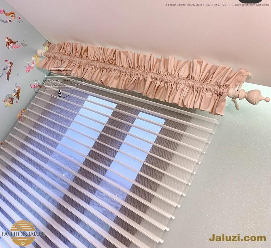 drape perde kumaş perde ahşap jaluzi perde kanat yan kenar perdeler italyan drape tül fon saten kadife süsleme (23)