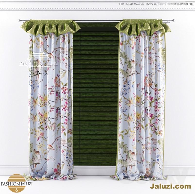 drape perde kumaş perde ahşap jaluzi perde kanat yan kenar perdeler italyan drape tül fon saten kadife süsleme (5)